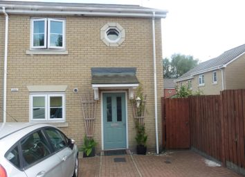 Thumbnail 3 bedroom end terrace house to rent in Takers Lane, Stowmarket