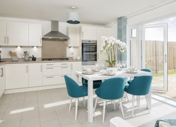 """Thumbnail 3 bedroom end terrace house for sale in """"Brentwood"""" at Broughton Crossing, Broughton, Aylesbury"""