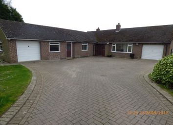 Thumbnail 3 bed bungalow to rent in The Bungalow, Bullocks End Farm, Drayton Lane, Drayton Bassett, Tamworth