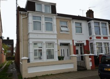 Thumbnail 4 bed end terrace house for sale in Ebery Grove, Portsmouth