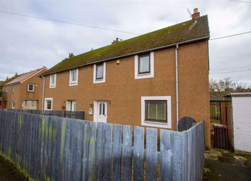 Thumbnail 3 bed semi-detached house for sale in Etal Way, Tweedmouth, Berwick-Upon-Tweed