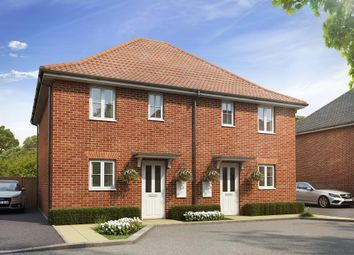 "Thumbnail 3 bed semi-detached house for sale in ""Barwick"" at Dorman Avenue North, Aylesham, Canterbury"