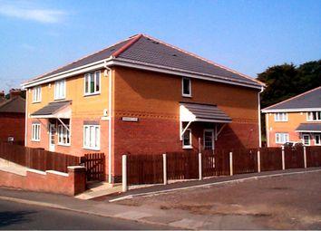 Thumbnail 1 bed flat to rent in Horsefair Close, Swinton