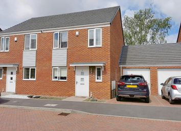 Thumbnail 3 bed semi-detached house for sale in Perry Place, West Bromwich