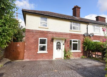 Thumbnail 3 bed end terrace house for sale in The Oval, Didcot
