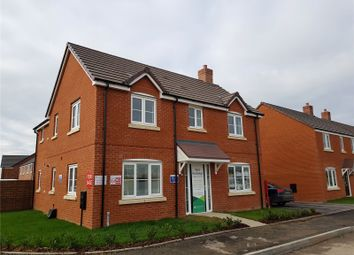 Thumbnail 4 bed detached house for sale in Station Road, Pershore, Worcestershire