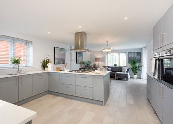 "Thumbnail 5 bed property for sale in ""The Ascot"" at Barrosa Way, Whitehouse, Milton Keynes"