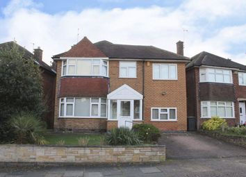 Thumbnail 4 bed detached house to rent in Seven Oaks Crescent, Bramcote, Nottingham