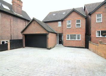 Thumbnail 5 bed detached house for sale in Crescent Rise, Luton, Bedfordshire