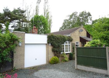 Thumbnail 3 bed detached bungalow for sale in Belton Close, Coalville, Leicestershire