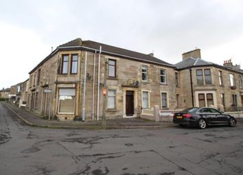 Thumbnail 2 bed flat for sale in Stanley Road, Saltcoats, North Ayrshire