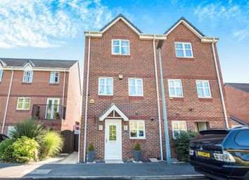 Thumbnail 4 bedroom town house for sale in Thunderbolt Way, Tipton