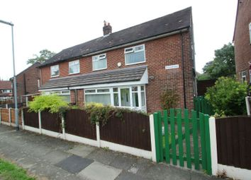 Thumbnail 3 bed semi-detached house for sale in Pengham Walk, Wythenshawe, Manchester