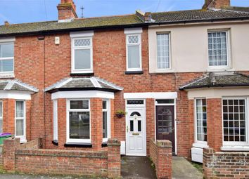Thumbnail 3 bed terraced house for sale in Fort Road, Hythe, Kent