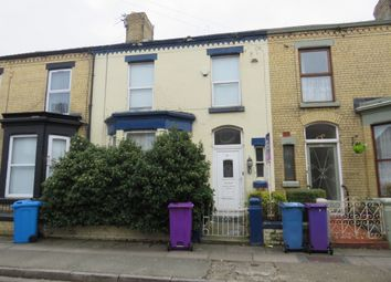 Thumbnail 4 bed semi-detached house for sale in Barrington Road, Wavertree, Liverpool