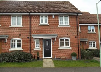Thumbnail 3 bedroom semi-detached house to rent in Lapwing Grove, Stowmarket