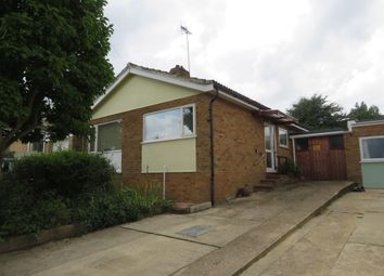 Thumbnail 3 bed detached bungalow for sale in Broadfields Way, Rockland St. Mary, Norwich