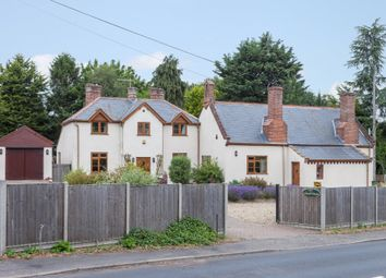 Thumbnail 4 bed detached house for sale in Beccles Road, Fritton, Great Yarmouth