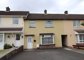 Thumbnail 3 bed terraced house for sale in Larch Grove, Dunmurry, Belfast