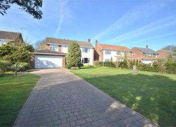 Thumbnail 4 bed detached house for sale in Pine Road, South Wootton, King's Lynn