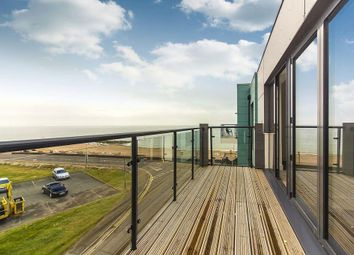 Thumbnail 2 bed flat for sale in Apartment 9, Princess Parade, Hythe