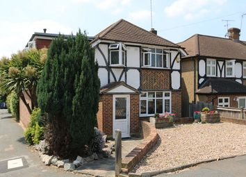 Thumbnail 4 bed detached house for sale in Tudor Close, Chessington, London