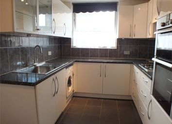 Thumbnail 3 bed flat to rent in Woolstaplers Way, London