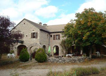 Thumbnail Hotel/guest house for sale in Languedoc-Roussillon, Lozère, Mas Saint Chely