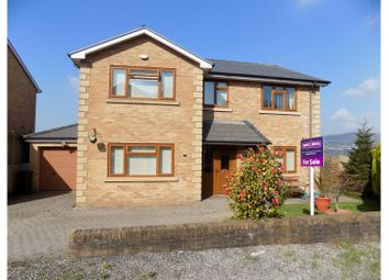 Thumbnail 4 bed detached house for sale in Lansdown Court, Neath