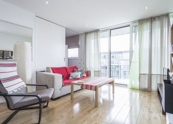 Thumbnail 1 bed flat to rent in Howard Building, Queenstown Road, London