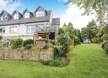 Thumbnail 4 bedroom detached house for sale in Lower Hague, New Mills, High Peak, Derbyshire