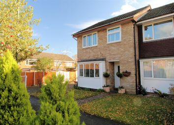 Thumbnail 3 bed end terrace house for sale in Bishops Wood, Woking