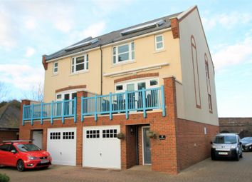 Thumbnail 4 bed semi-detached house for sale in Broad Reach, Shoreham-By-Sea
