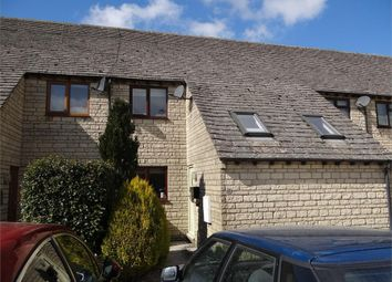 Thumbnail 2 bed terraced house to rent in Upper Rissington, Cheltenham