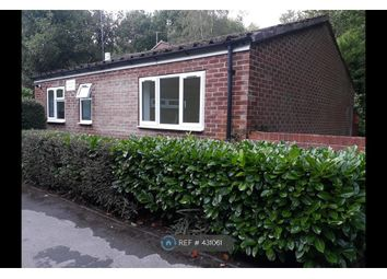 Thumbnail 3 bed bungalow to rent in Blackden Walk, Wilmslow