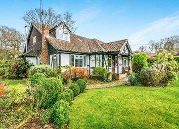 Thumbnail 4 bed bungalow for sale in Domewood, Copthorne, Crawley
