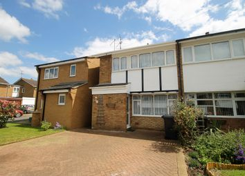 Thumbnail 3 bed semi-detached house to rent in Ryeland Way, Duston, Northampton