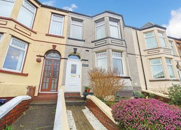 Thumbnail 3 bedroom terraced house for sale in Park Place, Waunlwyd, Ebbw Vale