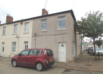 Thumbnail 1 bedroom flat to rent in Croft Street, Roath, Cardiff