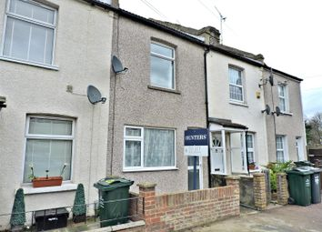 Thumbnail 2 bed terraced house to rent in Waldeck Road, Dartford
