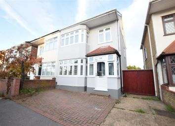 4 bed semi-detached house for sale in Canon Avenue, Chadwell Heath, Romford RM6