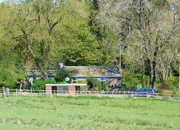 Thumbnail 3 bed cottage for sale in Pencwm Cottage, Llaithddu, Llandrindod Wells, Powys