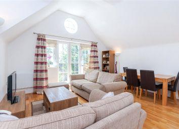 Thumbnail 2 bed flat for sale in Bushey Hall Drive, Bushey, Hertfordshire