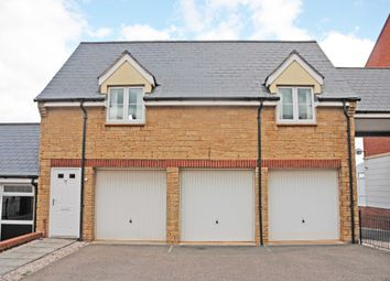 Thumbnail 2 bedroom link-detached house to rent in The Buntings, Exminster, Exeter