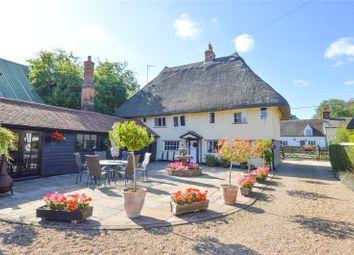 Thumbnail 6 bed detached house for sale in Middle Street, Clavering, Nr Saffron Walden, Essex