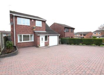 Thumbnail 4 bed detached house for sale in Asquith Close, Biddulph, Stoke-On-Trent