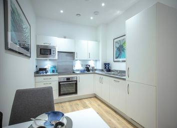 Thumbnail 1 bedroom flat for sale in Priory Road, London