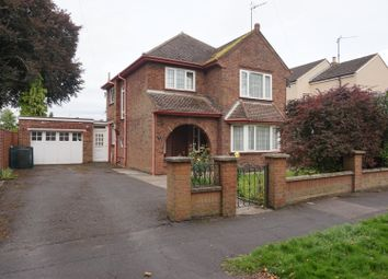 Thumbnail 4 bed detached house for sale in Mount Drive, Wisbech