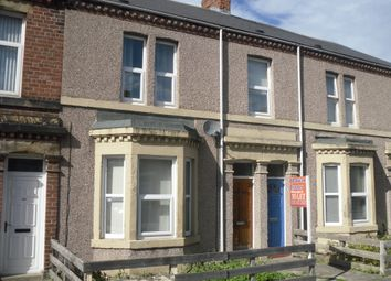 Thumbnail 1 bedroom flat to rent in Mowbray Street, Newcastle Upon Tyne