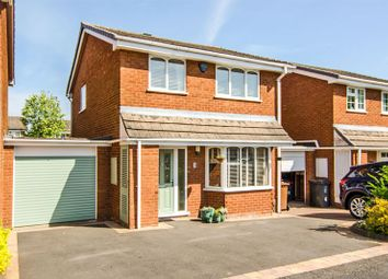 3 bed detached house for sale in Manifold Close, Church Farm, Burntwood WS7